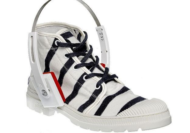 Mode guide shopping diapoarama accessoires chaussures baskets hip hop pataugas gaultier