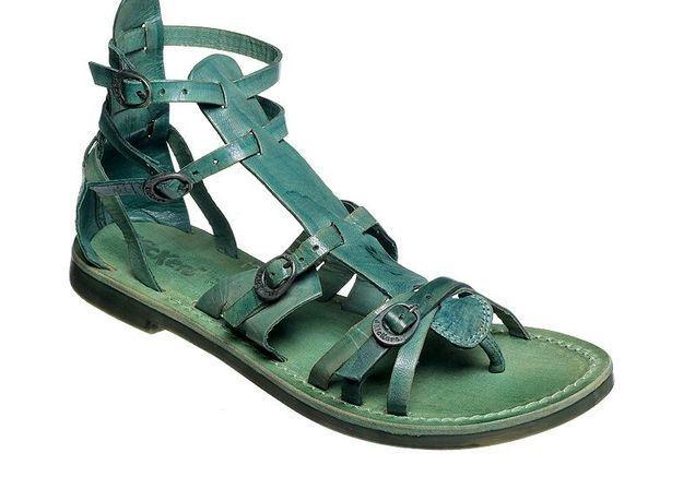 Mode guide shopping tenadance chaussures spartiates kickers