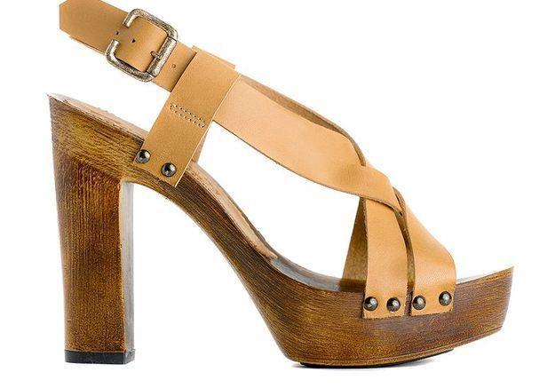 Mode guide shopping tendance chaussures talon bois JB MARTIN