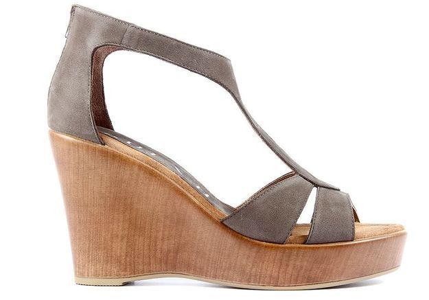 Mode guide shopping tendance chaussures talon bois unisa