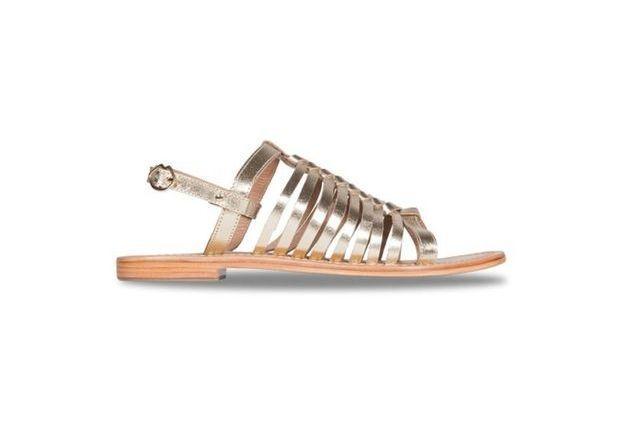 Sandales soldées Bons Baisers de Paname