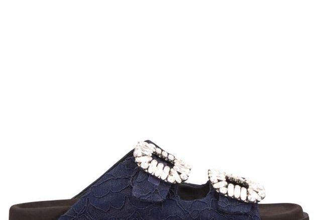 Sandales soldées Roger Vivier