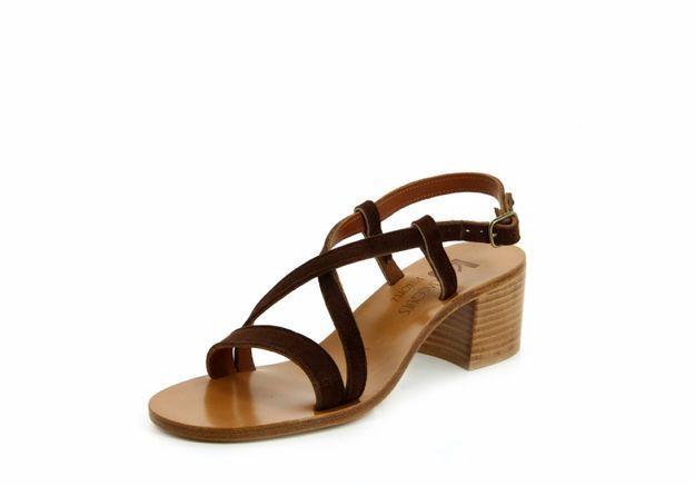 Sandales à talons K.Jacques