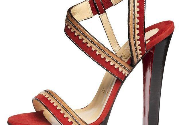 Sandales à plateau femme