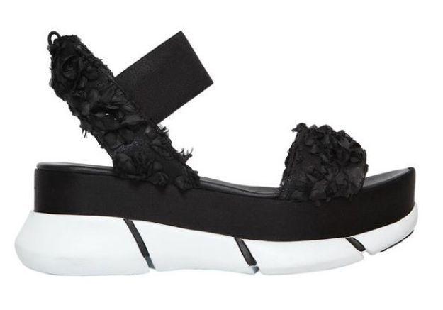 Sandales à plateforme Elena Lachi