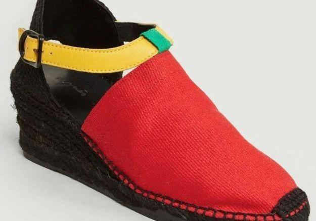 Chaussures soldées Agnès B