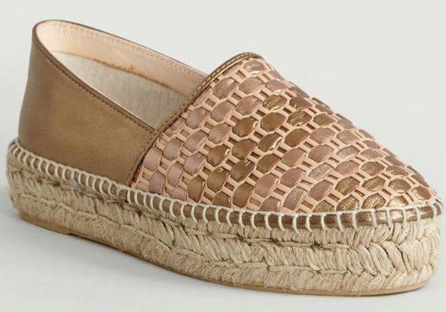 Chaussures soldées Craie