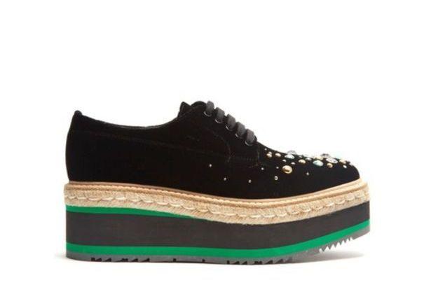 Chaussures soldées Prada