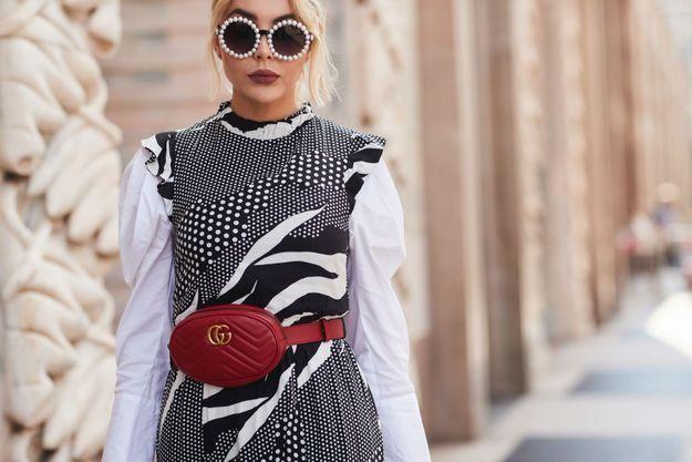 Le sac banane Gucci