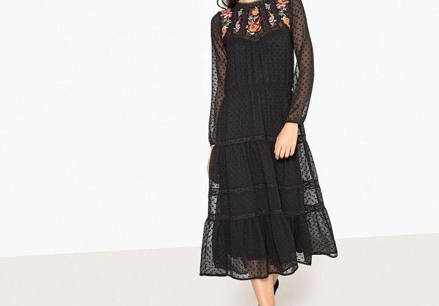 Une robe bohème