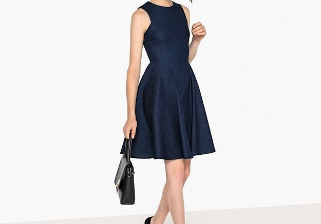 Une robe patineuse