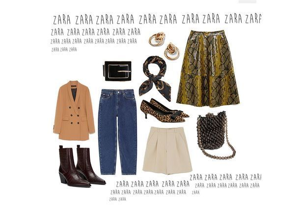 Nos 20 coups de cœur Zara pour une rentrée au top