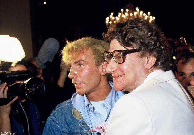 YSL et Claude Montana