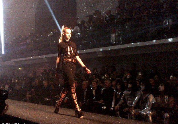 Défilé Jean Paul Gaultier : prêt-à-porter été 2013