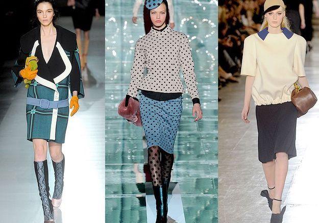 Mode tendance look defiles paris La pochette