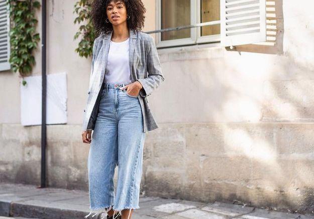 Le jean vintage de Lesley