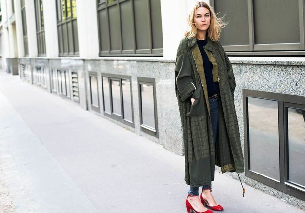 Chloé Dugast, styliste mode ELLE.