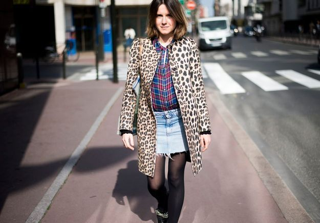 Ilaria Casati, chef de rubrique mode ELLE.fr