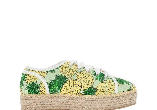 Baskets ananas La Redoute