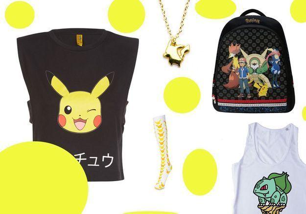 Pokémon : quand la mode s'y met