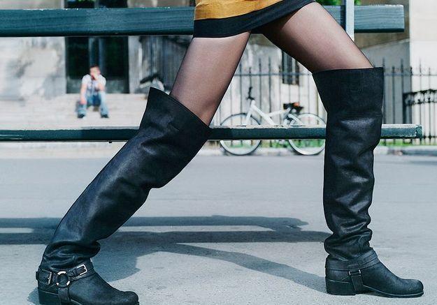 Mode tendances look accessoires chaussures p254 255
