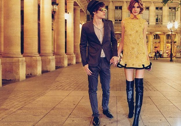 Mode tendances look accessoires chaussures p258 259