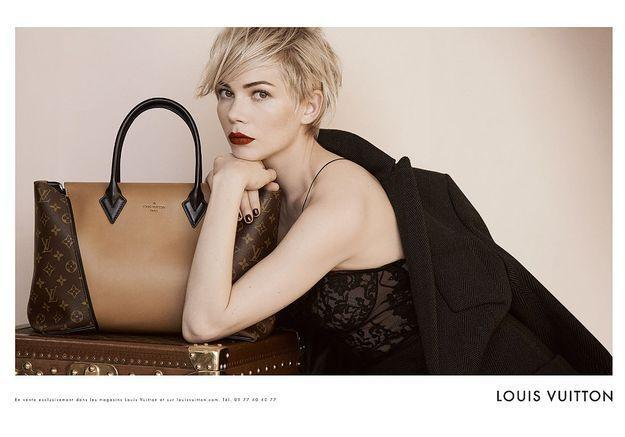 Michelle Williams pour Louis Vuitton