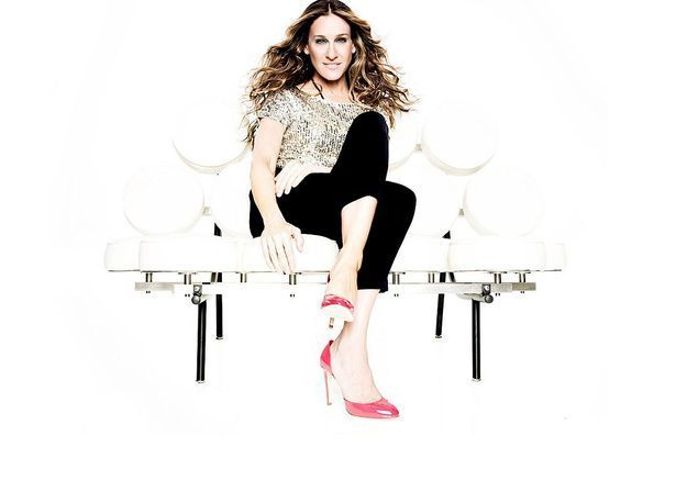 Souvenez-vous ! Les chaussures de Sarah Jessica Parker dans « Sex and the City »