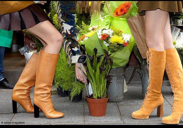 Mode tendance shopping look chaussure p198 199
