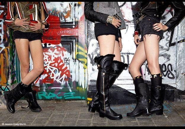 Mode tendance shopping look chaussure p202 203