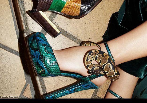 Mode tendance shopping look chaussure p206 207