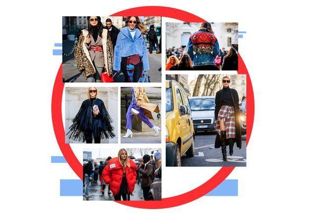 20 tendances mode incontournables de l'automne-hiver 18-19