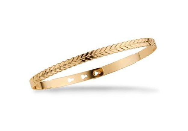 Bracelet doré Mya Bay