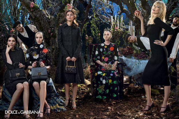 Dolce & Gabbana automne-hiver 2017-2018