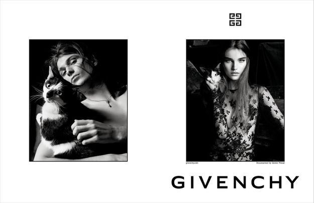 Givenchy automne-hiver 2017-2018