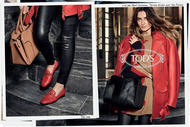 Tod's automne-hiver 2017-2018