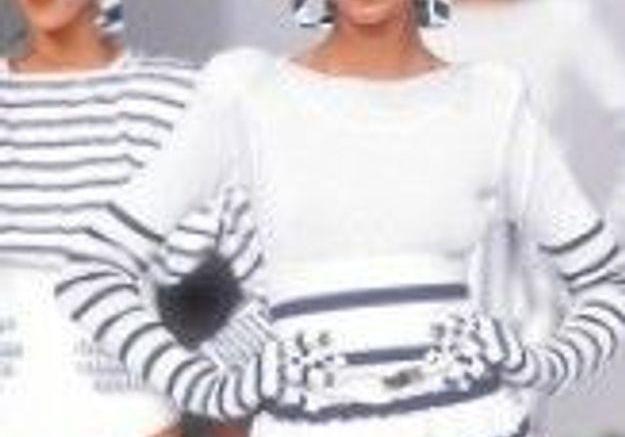 On s'inspire de la mode des années 80