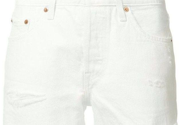Short en jean Levi's