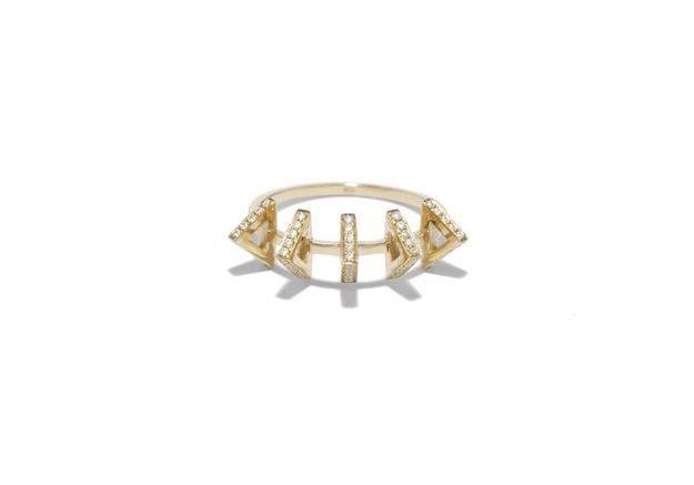 Bague diamant luxe Azlee