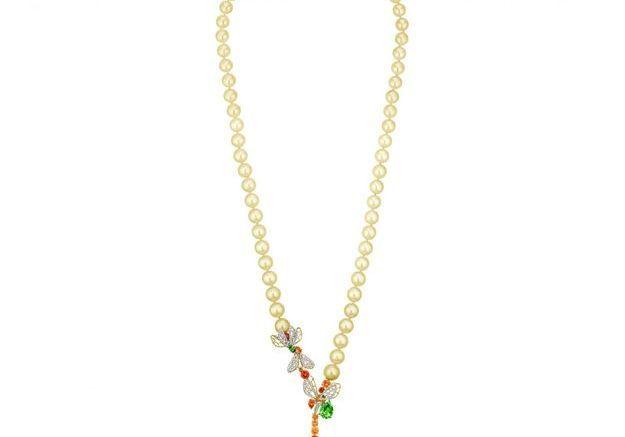 Bijou perles baroques Chaumet