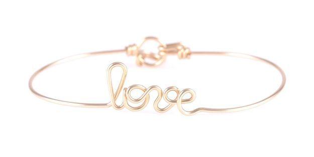 Bijoux Saint Valentin bracelet Atelier Paulin