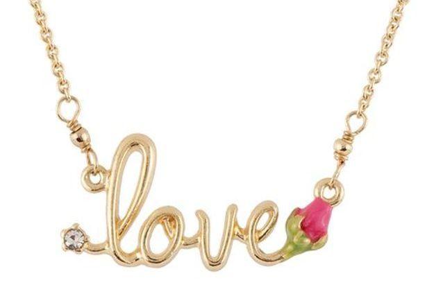 Bijoux Saint Valentin collier Les Néréides