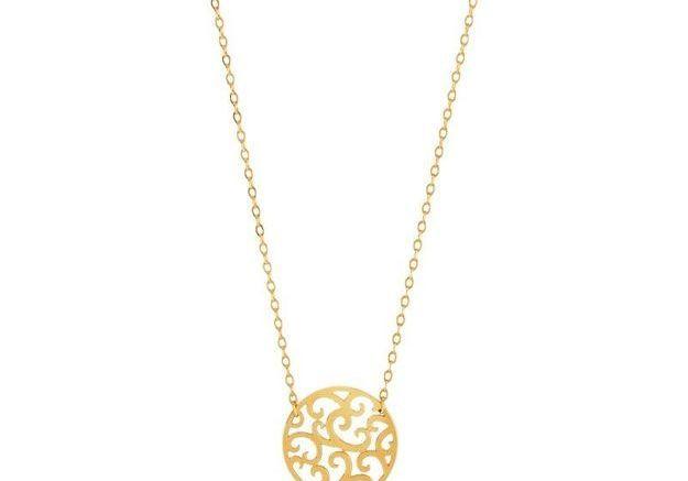 Bijoux Saint Valentin collier Maty