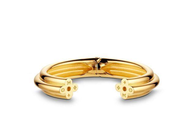 Bijoux Saint Valentin jonc Louis Vuitton
