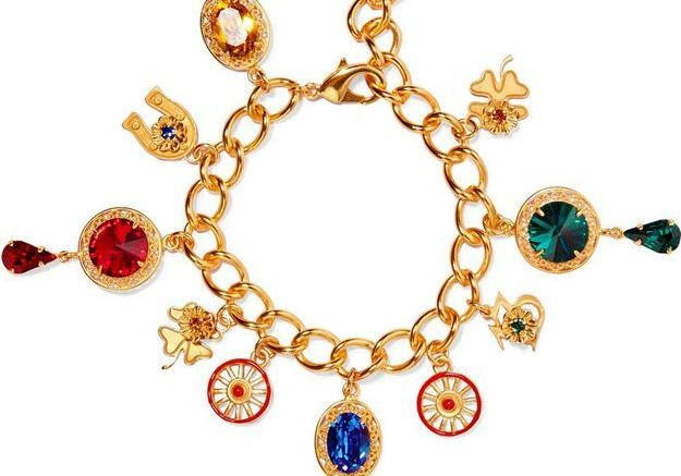 Bracelet à charms Dolce and Gabbana
