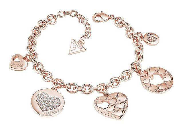 Bracelet à charms Guess