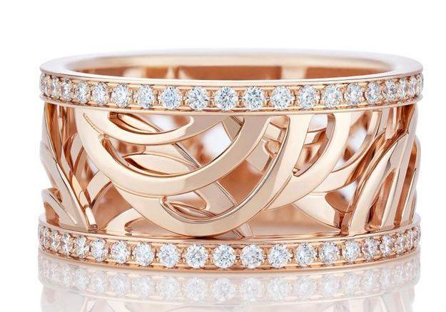 Bracelet large De Beers