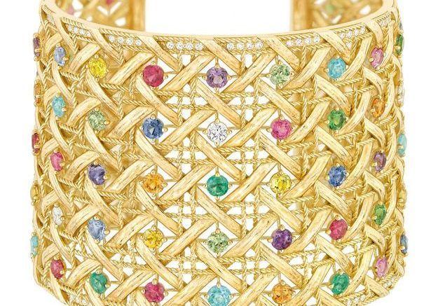 Bracelet large Dior Joaillerie