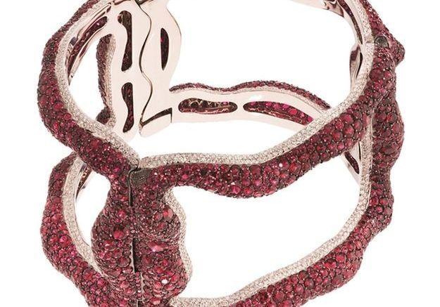 Bracelet large Fabergé
