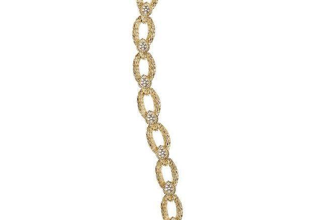 Bracelet diamant Boucheron